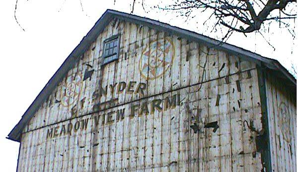 Hex Signs Amp Barn Signs